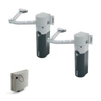 WALKY2024KCE/O Комплект привода для распашных ворот