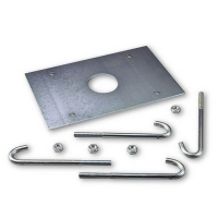 SIA1 Анкерная пластина с крепежом для SIGNO3/SIGNO4/X-BAR
