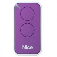 INTI2L Пульт управления 2-канальный, цвет лиловый