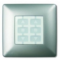 WSA Корпус Opla, квадратный алюминий
