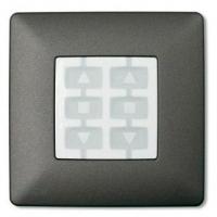 WSG Корпус Opla, квадратный графит