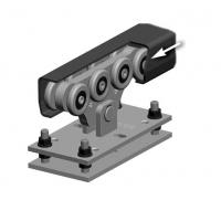SGN.01.150 Опора роликовая стальная